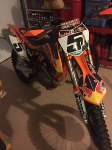 2013 ktm sxf 450 Dungee edition