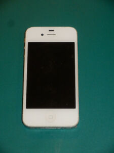 iPhone 4S - 16GB - for Telus / Koodo Carriers. Good Used.