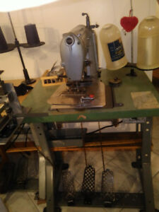 Industrial Pleating Sewing Machine
