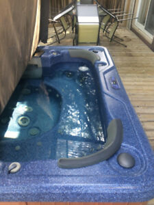 Hot tub - great price, you arrange the pick-up