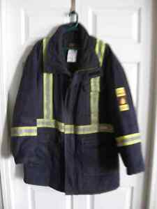 Fire Resistant Safety Winter Parka (XL)