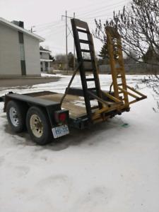 Heavy duty trailer for sale
