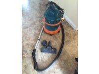 Vax carpet cleaner and vacuum