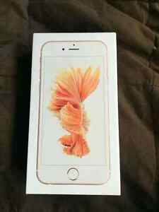 iPhone 6s $470 rose gold, need sold now