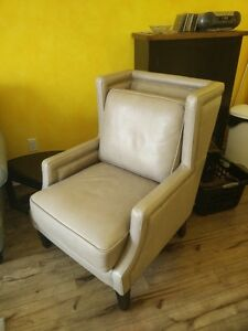 REDUCED -  Decor-Rest Chair (Leather) from Countrytime Kingston
