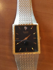 Bulova Quartz Watch Men Reduced
