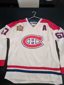Max Pacioretty Montreal Canadiens Heritage Classic Jersey
