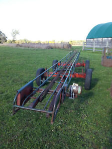 Hay Elevator, Water Stock Tanks, Fencers , T-Bars and  MORE