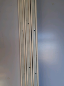 IKEA Algot shelving and brackets and uprights