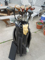 Great beginners set of golf clubs!!