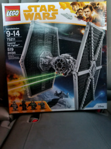 LEGO Star Wars Imperal TIE Fighter  *NEW / UNOPENED*
