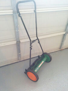 Scotts Supreme 18″ Reel Push Mower