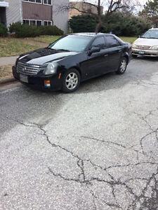 2006 Cadillac CTS Sedan