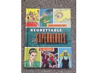 The league of regrettable superheros book