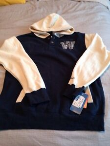 NEW - Blue Bomber Hoody - youth size L