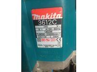 Makita 3612c router