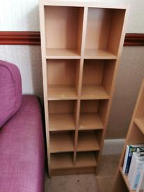 Dvd/Cd shelves