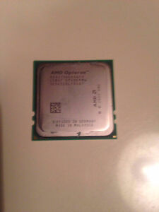 Amd Opteron 2216 Duo-core (2.4ghz) Socket-F (1207) + bypass