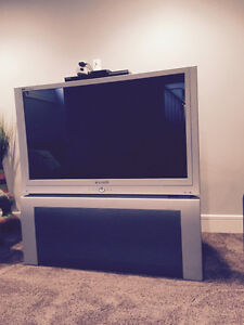 50 inch TV for sale. Great for gamers!