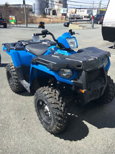 POLARIS 450 FOR SALE! ONLY 84km