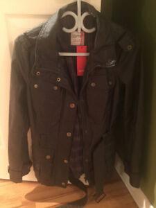 Manteau neuf similicuir marque ESPRIT Faux Leather Jacket
