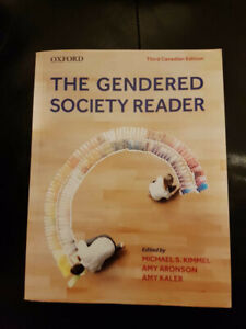 The Gendered Society Reader, 3rd edition, Michael Kimmel