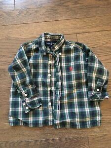Boys Polo Ralph Lauren shirt- size 12 month- $8 Kitchener / Waterloo Kitchener Area image 1