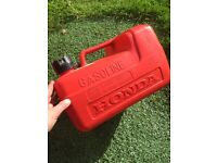 Genuine Honda 12litre Fuel Tank with Fitting!