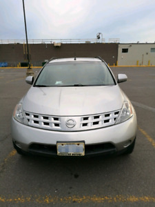 2004 Nissan Murano SL As Is
