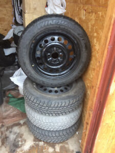 Winter tires AMAZING DEAL! ACT FAST!!!