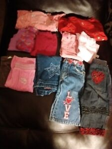 12 month girls clothing