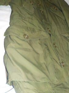 ''''MILITARY ISSUE PARKA'''' extreme cold weather