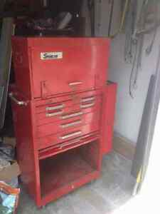 Toolbox Top and bottom
