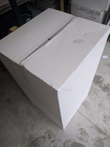 "Moving Boxes, new, 33x18x17"" & 28x11x6"" & 18x12x6.5"" unused"
