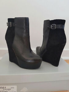 Bottines noir / black booties