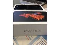 Apple iPhone 6S 64GB space Gray, boxed with Apple warranty