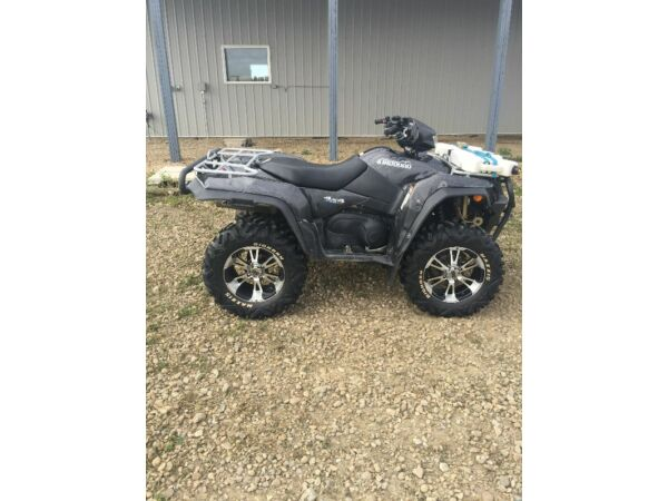 Used 2009 Suzuki King Quad