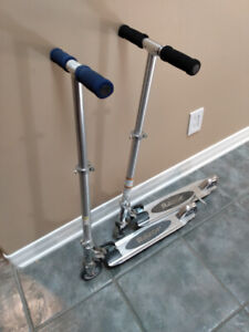 2 scooters