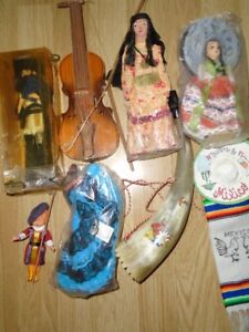 Collectible Dolls and Like Items   $50. For all