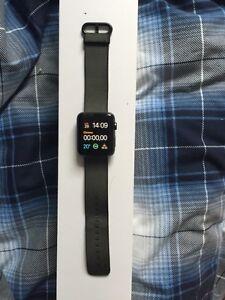 Apple watch sport 42 avec bracelet en tissus