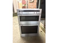 Neff electric double oven