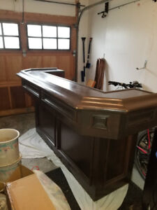 Hi End, hand made Bar, Priced to go $400 or best offer