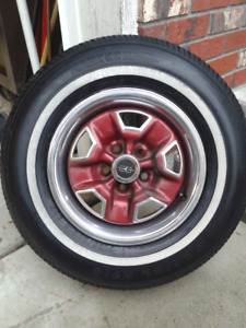 "GM / Olds / Chevy .... Rims 13"".   Coquitlam"