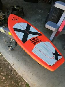 """Ronix March Mellow Thrasher 4'8"""" wake surf board"""