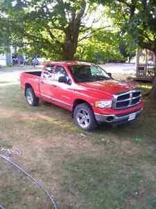 2004 dodge ram 1500 quad cab 4x4