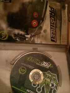 X BOX360 Need for Speed PRO Street Kitchener / Waterloo Kitchener Area image 2