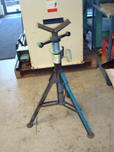 Sumner Pipe threading Stand