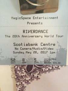 RIVERDANCE - SUNDAY 1pm SHOW