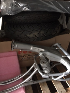 BMW CLASSIC R1200C SERIES PARTS 1998 $20,000 IN PARTS FOR $2000