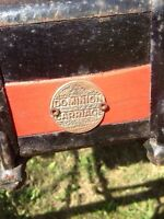 1902 Two Seat Horse Drawn Carriage